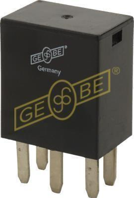 GEBE 993651 Ultra Micro Relay 5 2.8mm Terminal SPDT 12V 30/20A - Made in Germany