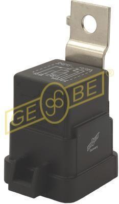 GEBE 993891 Skirted Relay 5 Terminal SPDT 24V 20/10A with Diode Made in Germany