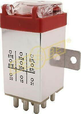 GEBE Overload Protection Relay for 86-98 Mercedes 2105403745 - Made in Germany