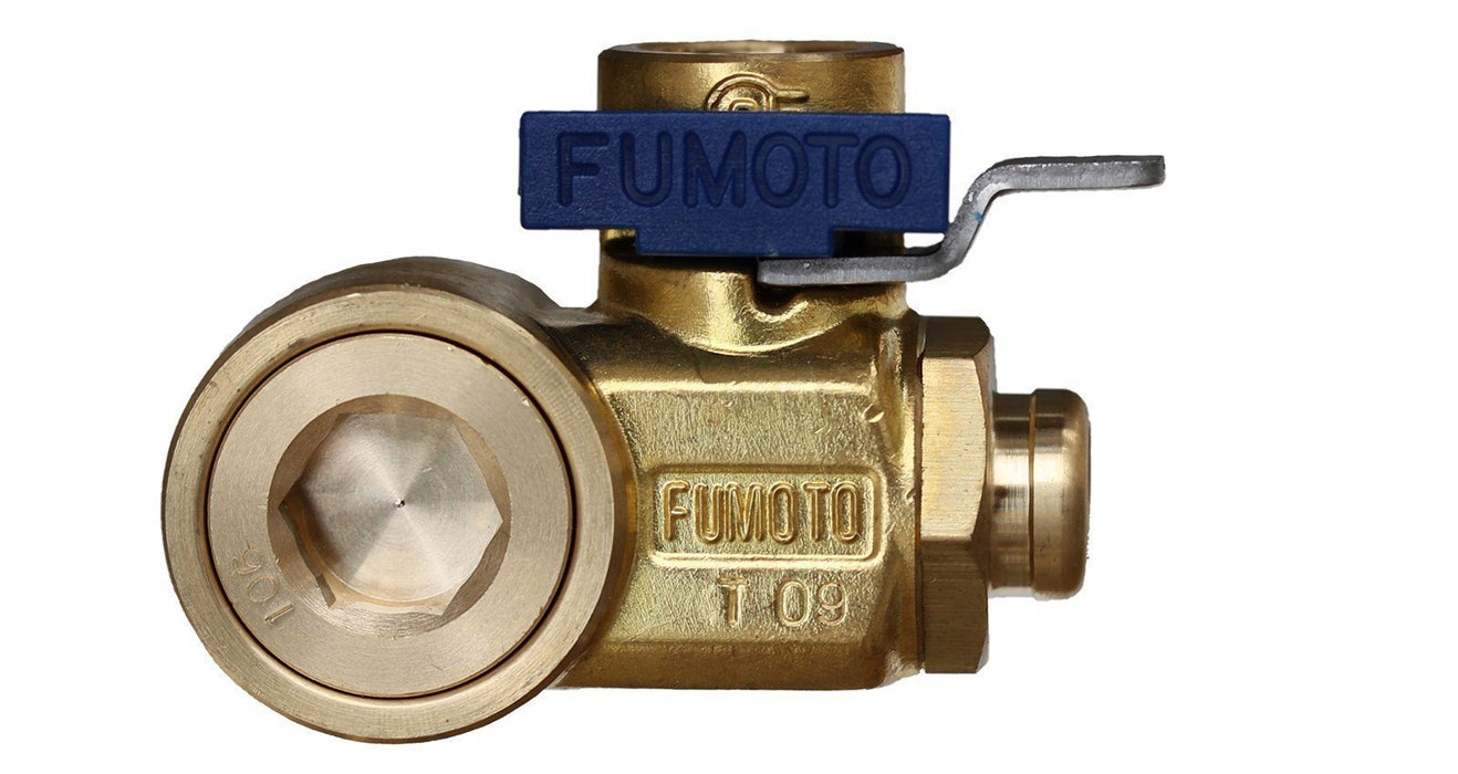 "Fumoto B101SX-360 Degree Rotatable Motorcycle Quick Oil Drain Valve 1/2""-20 UN"
