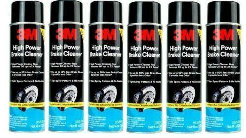 3M High Power Brake Cleaner (Case of 6) 08880 14oz