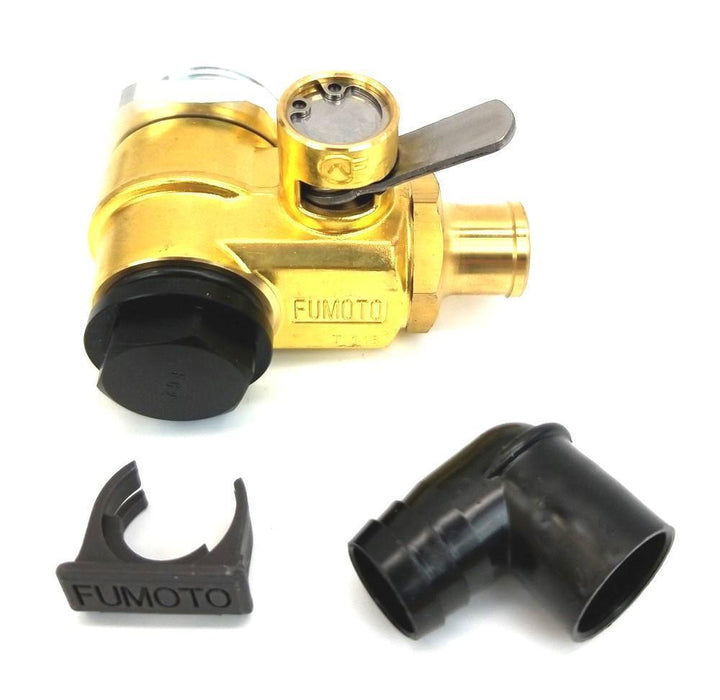 Fumoto FG7BSX Quick Oil Drain Valve M22-1.5 for Heavy Truck and Equipment