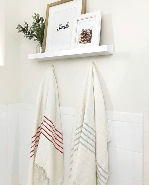 Bamboo Turkish Towels