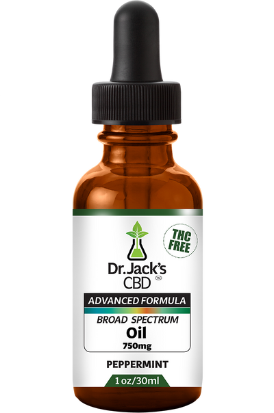 Dr. Jack's Broad Spectrum Oil