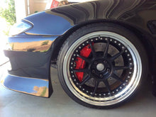 Load image into Gallery viewer, 240sx Big Brake Kit Bracket S14 CTSV CTS-V 6 Piston Calipers Nissan