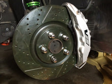 Load image into Gallery viewer, 300zx Big Brake Kit Bracket Z32 CTSV CTS-V 6 Piston Calipers Nissan