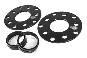 Subaru Big Brake Kit Bracket 6 Piston Corvette Calipers