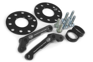 Subaru 6 Piston C6 Z06 Caliper Big Brake Bracket Kit