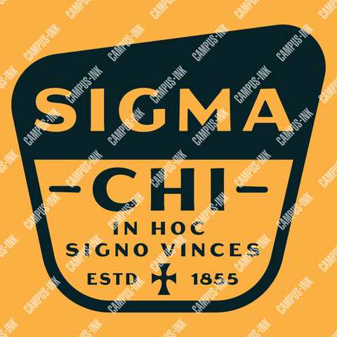 Sigma Chi In Hoc Badge Design - Sigma Chi Fraternity