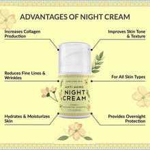 Load image into Gallery viewer, Anti-Aging Night Cream (1.7 oz)