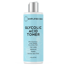 Load image into Gallery viewer, Glycolic Acid Toner 8% (8 oz)
