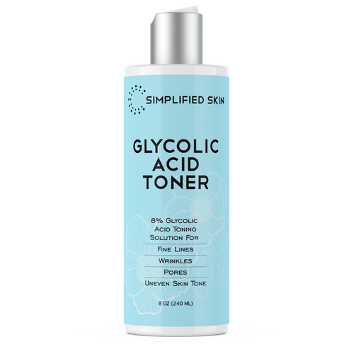 Glycolic Acid Toner 8% (8 oz)