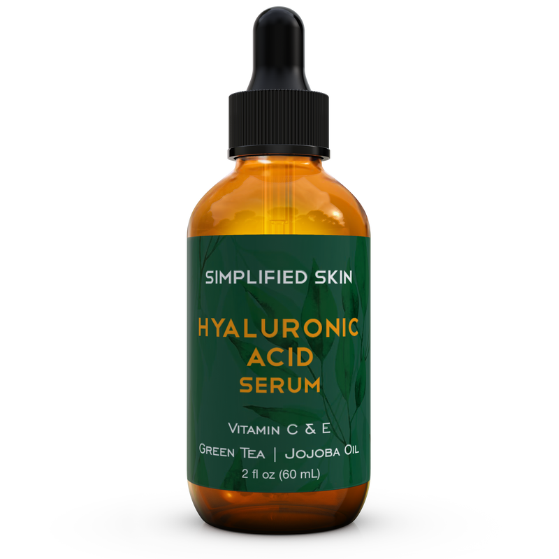 Hyaluronic Acid Serum (2 oz)