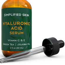 Load image into Gallery viewer, Hyaluronic Acid Serum (2 oz)