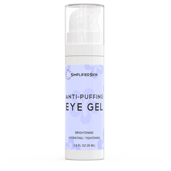 Anti Puffing Eye Gel (0.5 oz)