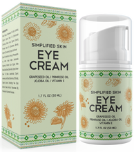 Load image into Gallery viewer, Eye Cream (1.7 oz)