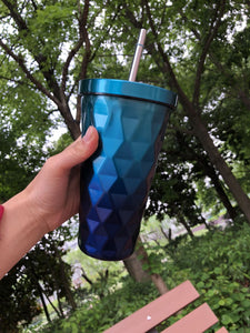 Colorful Stainless Steel Tumblers