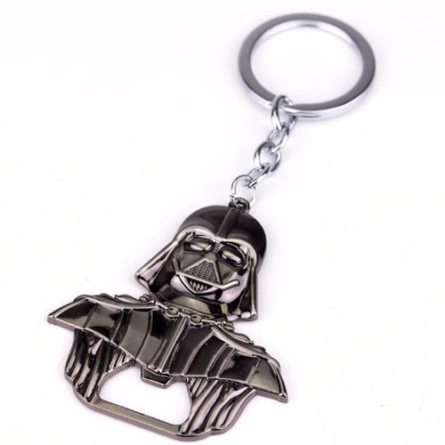 Darth Vader Keychain Bottle Opener