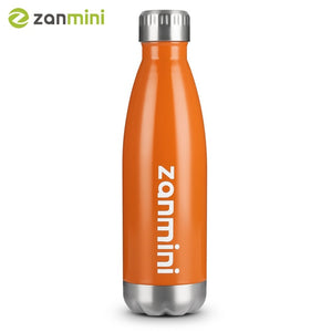 Zanmini Stainless Steel Vacuum Sealed Flask Thermo Bottle