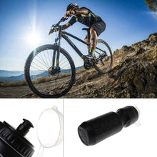 Load image into Gallery viewer, Portable Mountain Bike Cyclist Water Bottle