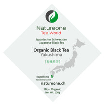 Laden Sie das Bild in den Galerie-Viewer, Premium Bio Schwarztee - Natureone Tea World