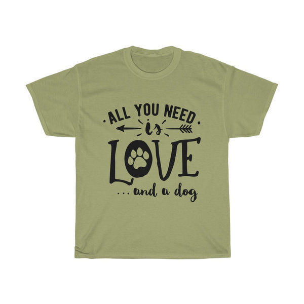 All You Need Is Love And A Dog""