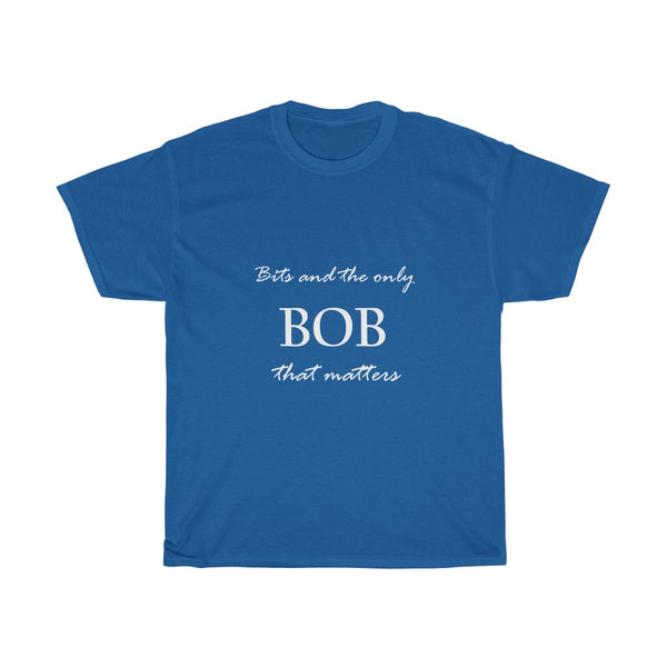 """Bits and the only Bob that matters"""