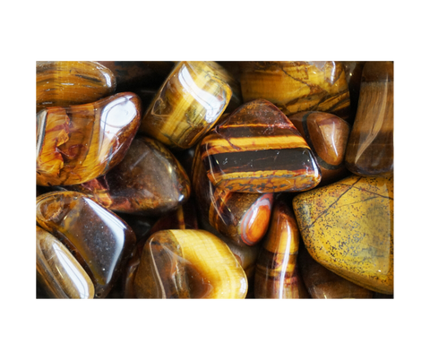 Tiger's Eye Gemstones