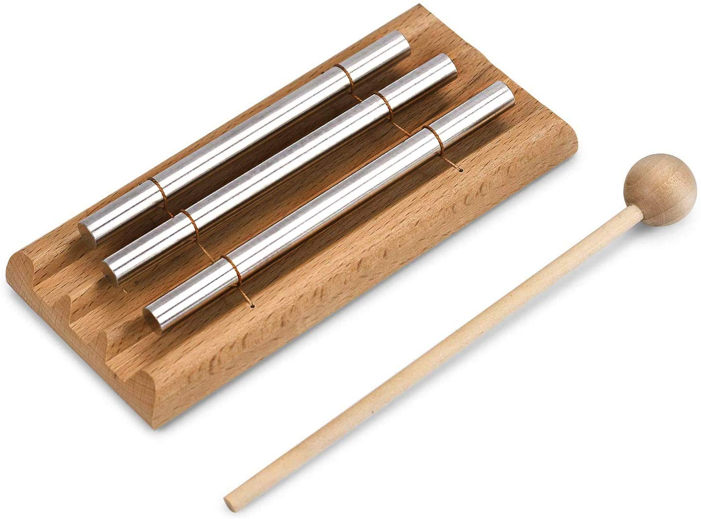 Three Tone Solo Meditation Percussion Chime