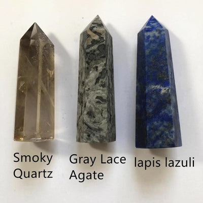Natural Crystal Wands