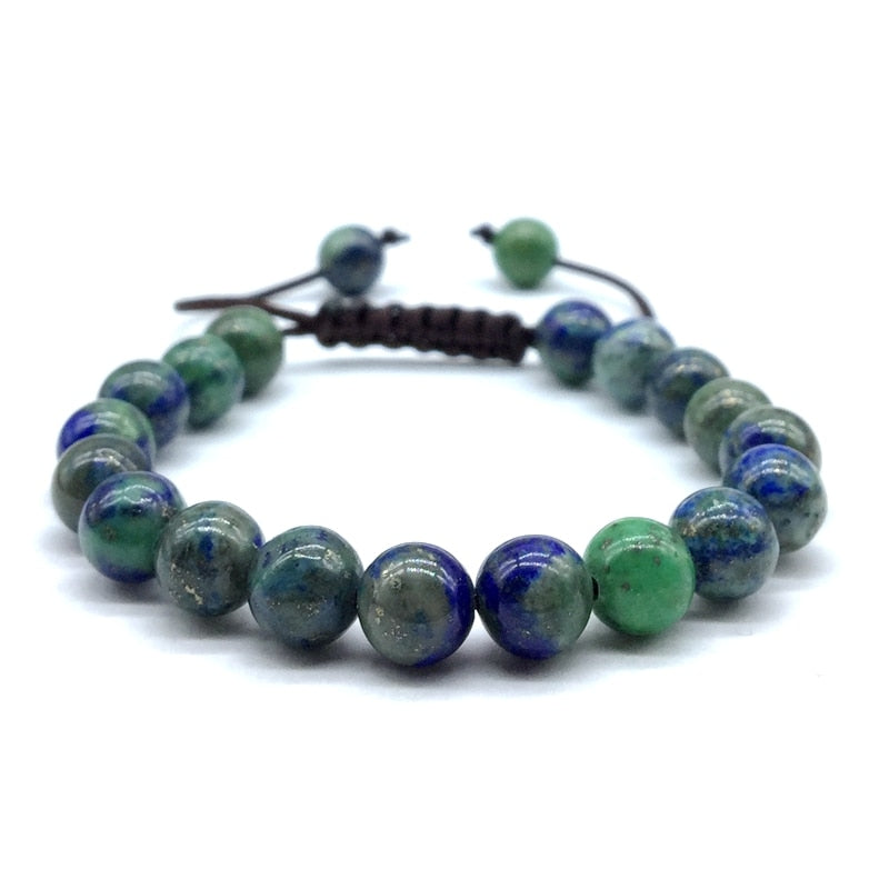 Natural Stone Polished Bracelets