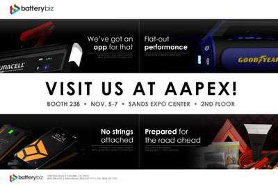 AAPEX SHOW | BOOTH 238