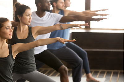 Corporate Wellness to Feature Yoga