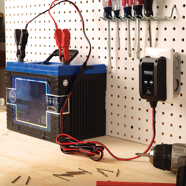 1 Amp Charger + Maintainer