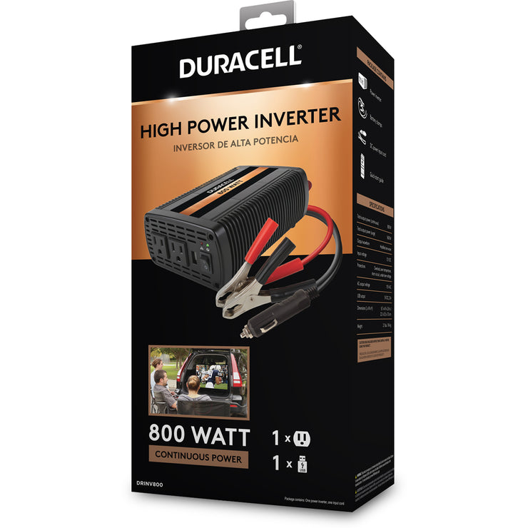 800W Power Inverter