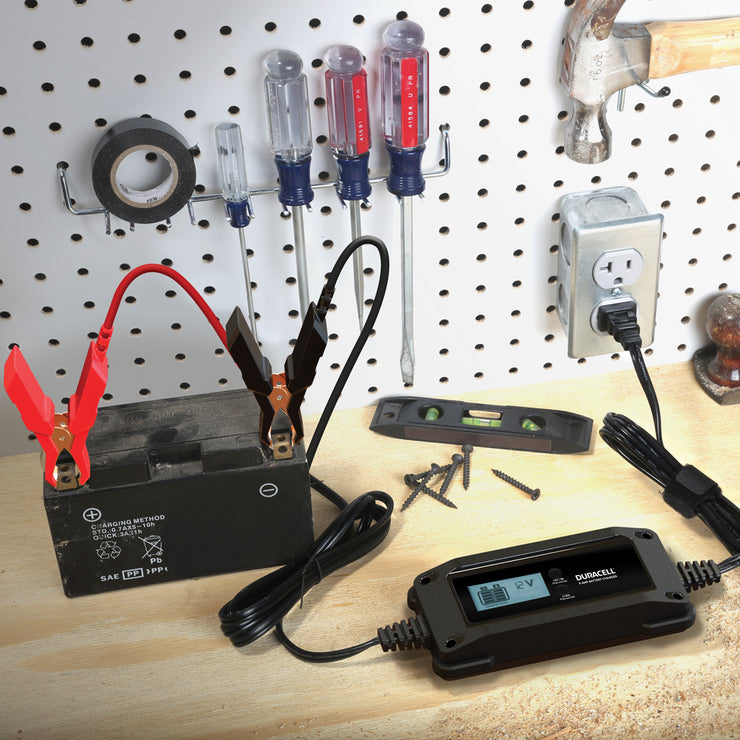 4 Amp Charger + Maintainer