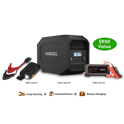 Emergency Preparedness Pre-Order Bundle