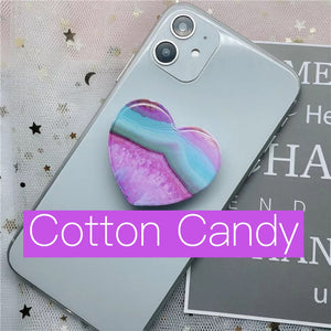 Heart Phone pop Grips