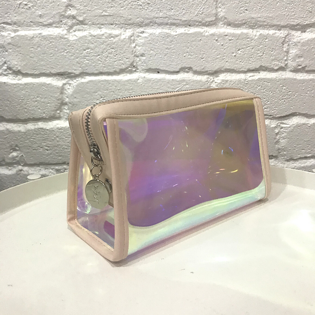 Argania Holographic Makeup Bag