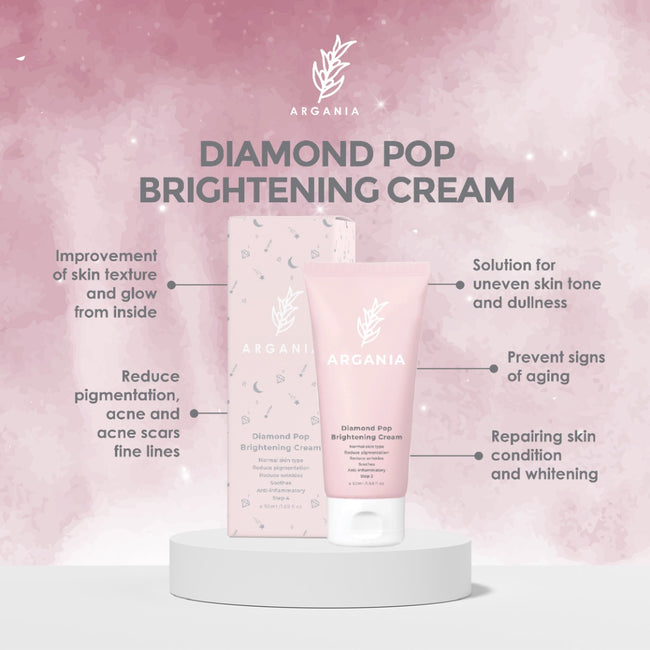 Diamond Pop Brightening Cream
