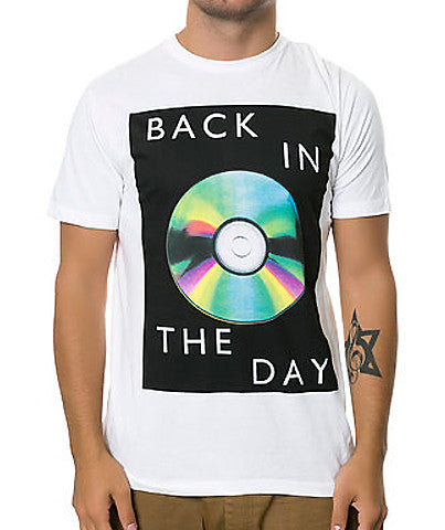 BACK IN THE DAY TEE WHITE