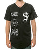 MONEY TEAM MESH BASEBALL JERSEY