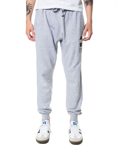 BET YOUR LIFE JOGGER HEATHER GREY