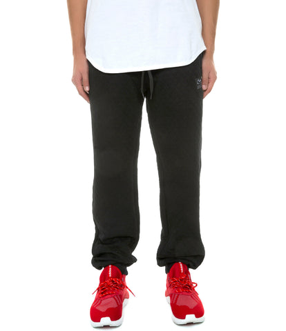 CB QUILTED JOGGER BLACK