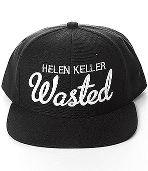 HELEN KELLER WASTED HAT