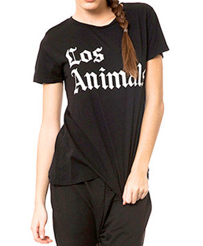 LOS ANIMALS TEE