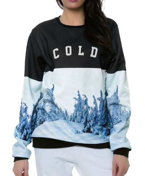 COLD SWEATSHIRT