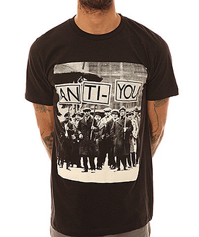 ANTI-YOU TEE BLACK
