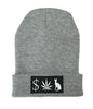 MONEY WEED PUSSY CAT HEATHER BEANIE