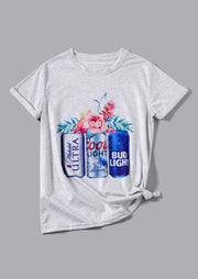 Coors Light Bud Light T-Shirt